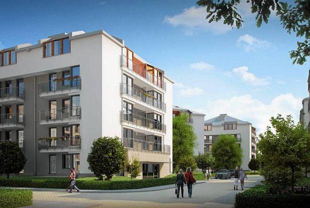 Tysiące nowych mieszkań powstają w Pruszkowie