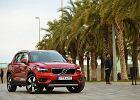 Volvo XC40 - test Samochodu Roku 2018