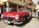 XII Zlot Zabytkowych Mercedes�w Bielsko Bia�a
