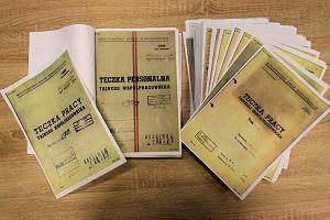 """Dwa dokumenty z teczki TW """"Bolka"""" są fałszywkami? Grafolog stwierdził to w 1990 r."""