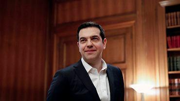 Premier Aleksis Tsipras zobowiązał się ściąć emerytury