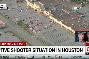 Strzelanina w centrum handlowym w Houston. Są ranni