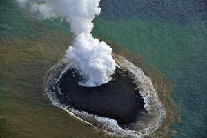 Siedem wulkan�w wybuch�o na �wiecie w odst�pie kilku godzin [ZDJ�CIA]