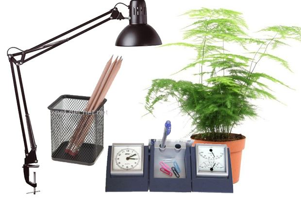 Akcesoria i ważne elementy domowego biura