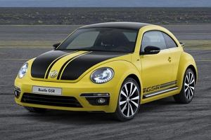 VW Beetle GSR - ��ty �cigacz