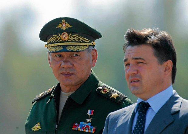 Zamieszanie z lotem rosyjskiego ministra obrony nad Polsk�