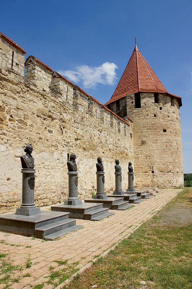 Mołdawia,twierdza Tighina