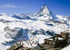 Zima na stokach czterotysi�cznik�w. Wallis w Szwajcarii - nie tylko narty.
