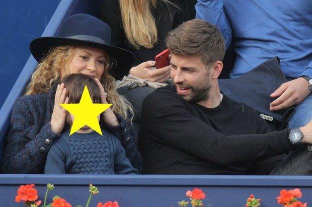 Jeżeli ktoś byłby fanem tenisa i - tak jak my - fanem - Shakiry i jej rodziny, to raczej nie pooglądałby rozgrywek na korcie, gdy na trybunach miał do dyspozycji TAKIE widoki.