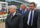 """Jaros�aw Kaczy�ski o kwalifikacjach Kopacz i Bie�kowskiej: """"Nie chc� by� nieuprzejmy wobec dam"""""""