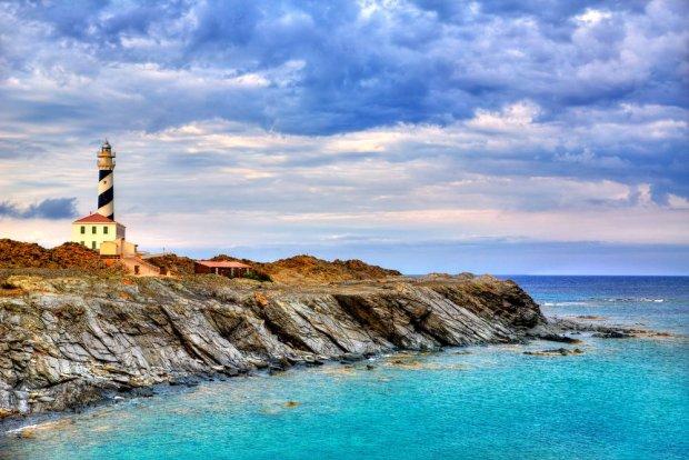 Minorka, morze spokoju/ Fot. Shutterstock