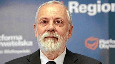 Rafał Grupiński, szef klubu parlamentarnego Platformy Obywatelskiej