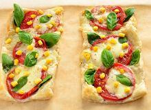 Pizza na cieście francuskim - ugotuj