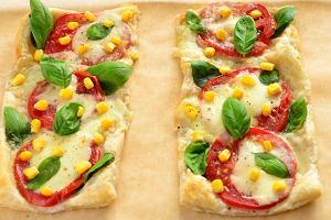 Pizza na cie�cie francuskim