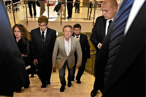 Roman Polański przyjechał do Warszawy na uroczystość otwarcia Muzeum Historii Żydów Polskich