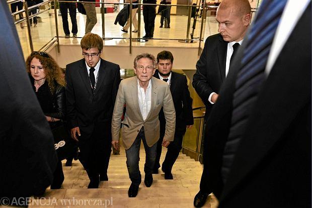 Wpłynął wniosek o ekstradycję Romana Polańskiego do USA
