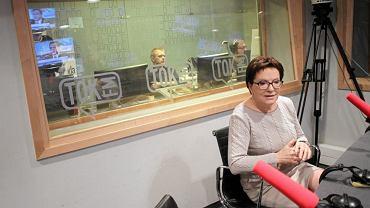 !Premier Ewa Kopacz w radiu Tok FM