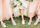 """Trampki na ślub - kobiety oszalały na punkcie tej kolekcji. """"Chciałabym znów mieć wesele, żeby móc je założyć!"""""""