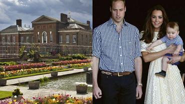Księżna Kate, książę William, Kensington Palace