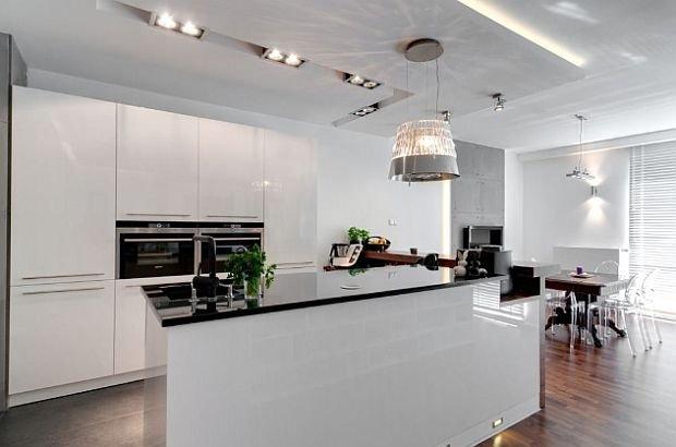 Białe Wnętrza Bez Nudy 13 świetnych Mieszkań W Bieli