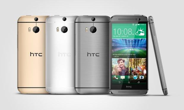 Nowy HTC One M8