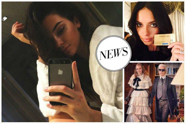 Kendall Jenner najczęściej wyszukiwaną modelką w internecie! Kto jeszcze?