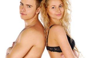 Androgeny, czyli hormony p�ciowe