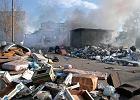 """Wielki protest w Neapolu: Toksyczne odpady zmieni�y region w """"tr�jk�t �mierci"""""""