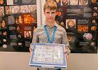 Srebrny medal Polaka w Konkursie UE dla Młodych Naukowców