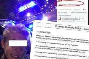Piotr Kaszubski poszukiwany przez specjalną grupę pościgową