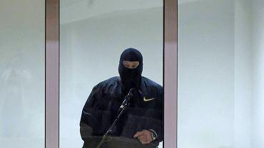 Jarosław Sokołowski ps. 'Masa' zeznaje w procesie Aleksandra Gawronika