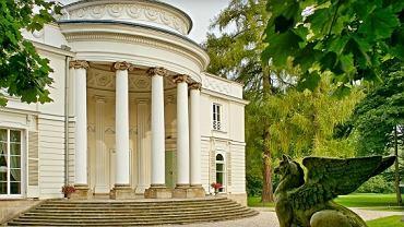 Znów można zwiedzać pałac i park Natoliński