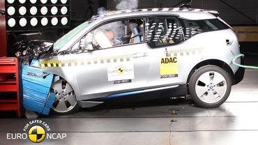 BMW i3 (fot. Euro NCAP)