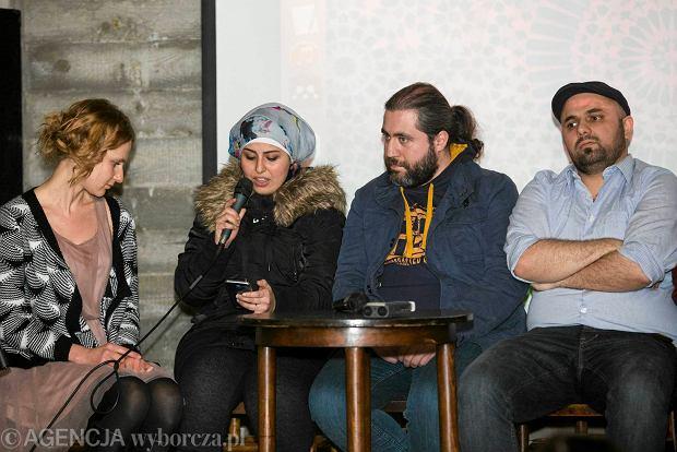Sze�� krakowskich rodzin przyj�o na �wi�ta syryjskich uchod�c�w