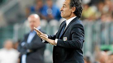 Cesare Prandelli trener reprezentacji Włoch