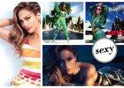 Jennifer Lopez w kostiumie Chanel i legendarnych printach od Versace - nowa ok�adka i teledysk