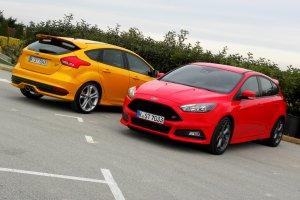 Nowy Ford Focus ST   Pierwsza jazda   Dwa światy