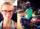 Julia Pietrucha by�a bliska �mierci. Poruszaj�cy wpis na FB: Kierowca straci� panowanie nad kierownic�