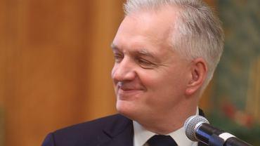 Jarosław Gowin pisze do studentów nie wprost. Pisze o błędach, ale nie krytykuje rządu. Co z tego?