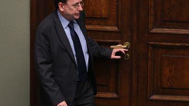 Mariusz Kamiński w Sejmie, 2016 r. (fot. Sławomir Kamiński/AG)