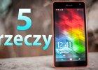 Microsoft Lumia 535 - 5 rzeczy o nowym kr�lu tanich telefon�w