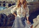 Rozkloszowane spódnice z wiosennych kolekcji