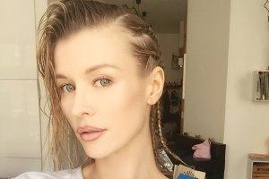Joanna Krupa bez makija�u, po zabiegach na sk�r�. Poznajecie? Internauci: Jednak makija� dzia�a cuda
