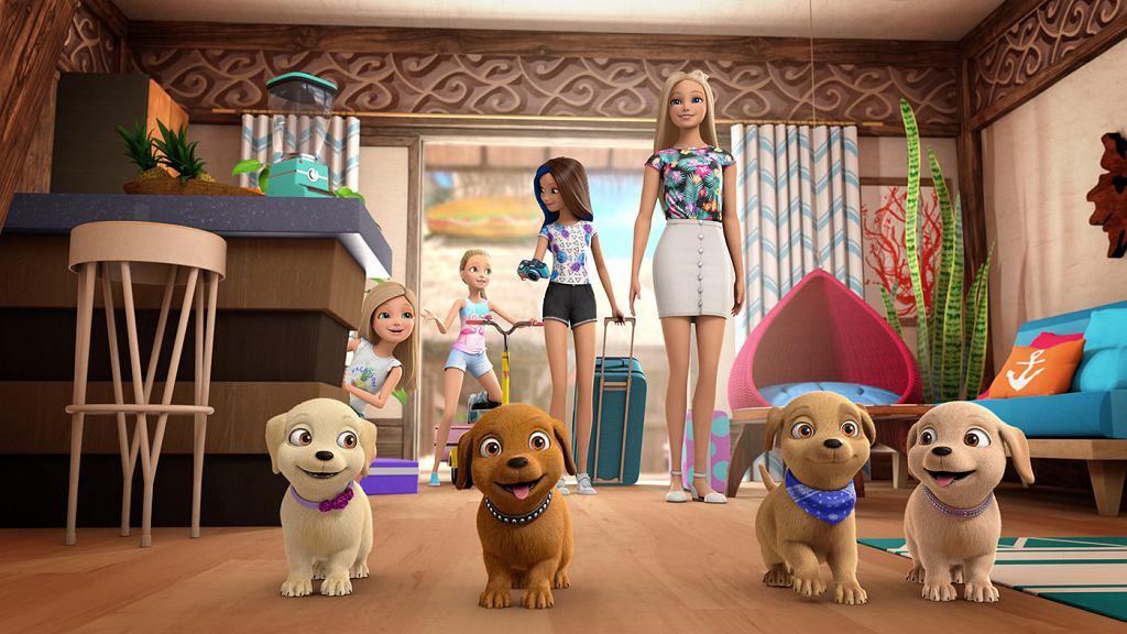 Kadr z filmu 'Barbie: Delfiny z Magicznej Wyspy' / Materiały prasowe Warner Bros. Entertainment Polska Sp. z o.o.