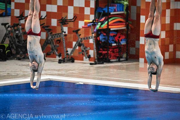 Zdjęcie numer 15 w galerii - Zatoka Sportu. Zawody w skokach do wody [PIĘKNE ZDJĘCIA]