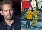 Eksperci zbadali miejsce wypadku Paula Walkera: Rozp�dzone auto wjecha�o na...