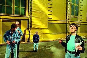 Zagubieni w wielkim mieście. Zdjęcia Vladimira Birgusa w Muzeum Śląskim