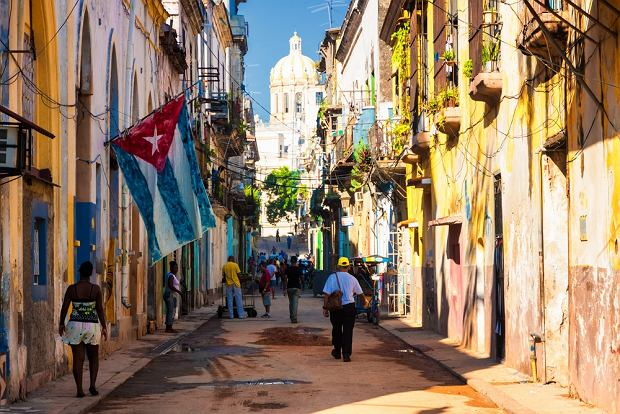 Kuba - Per�a Karaib�w w pigu�ce