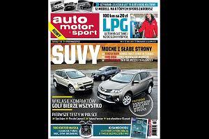 Nowy numer miesi�cznika Auto Motor i Sport