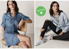 Denim Total Look na wiosn� od Mango